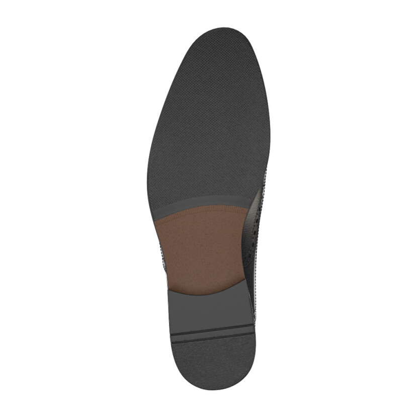 Chaussures oxford pour hommes 6256