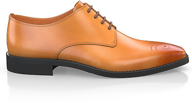 Chaussures derby pour hommes 17683