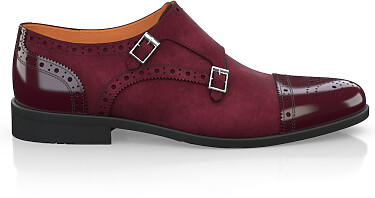 Chaussures derby pour hommes 17713