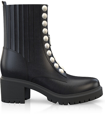 Bottines Zip-On 3436