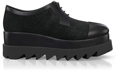 Chaussures Compensées Décontractées 3443