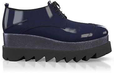 Chaussures Compensées Décontractées 3449-26