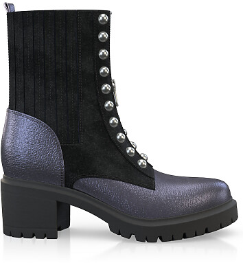 Bottines Zip-On 3611