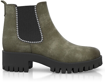 Chelsea Boots Plates 4032-33