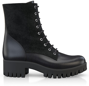 Bottines à Lacets 4062