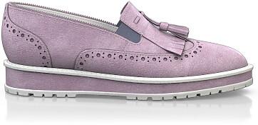Chaussures à Plateformes à Enfiler 4121-83