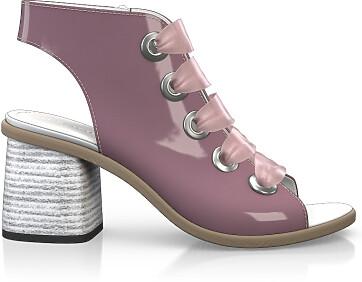 Sandales avec bout ouvert 4780