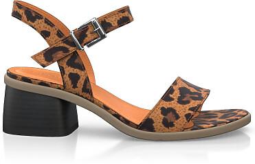 Sandales avec bretelles 4787