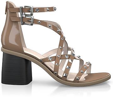Sandales avec bretelles 4869