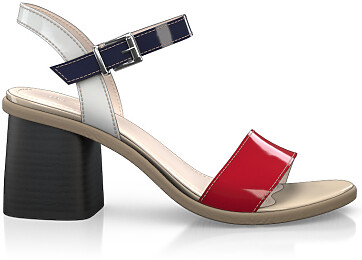Sandales avec bretelles 4875