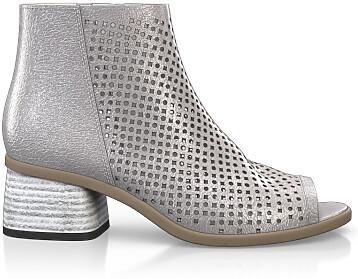 Sandales avec bout ouvert 4879