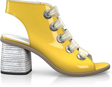Sandales avec bout ouvert 4892