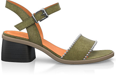 Sandales avec bretelles 4982