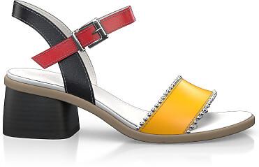 Sandales avec bretelles 5164