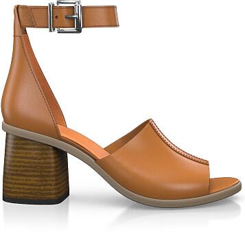 Sandales avec bretelles 5176