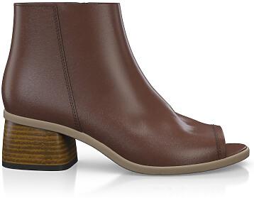 Sandales avec bout ouvert 5187