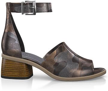 Sandales avec bretelles 5221