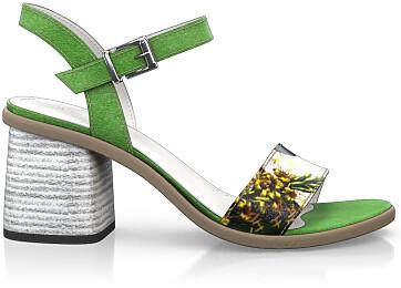 Sandales avec bretelles 5468