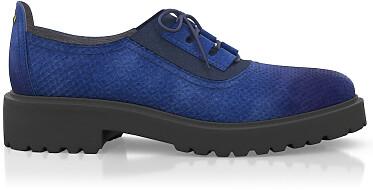 Chaussures à lacet étendu 5797