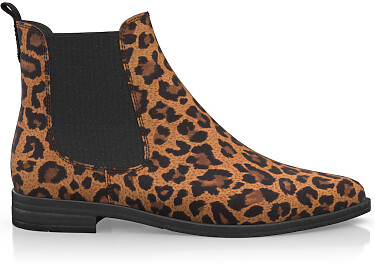 Chelsea Boots Plates 8028