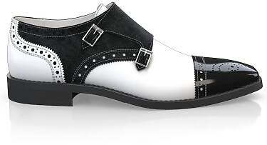 Chaussures derby pour hommes 10111