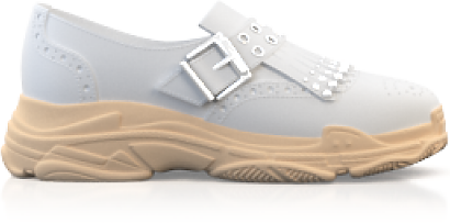 Chaussures à semelle épaisse