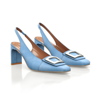 CLASSIC HEELED SHOES 17065