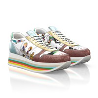 RAINBOW COLOR SOLE 7065