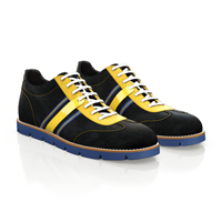 LIGHTWEIGHT CASUAL MEN`S SHOES 9388