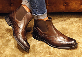 BOTTINES / BOOTS HOMME