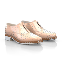 SLIP-ON CASUAL SHOES ALESSIA PINK