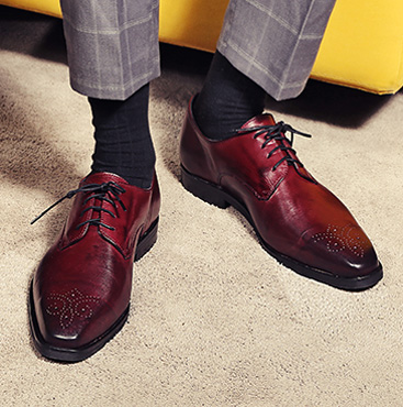 Men`s Derby Shoes 5497