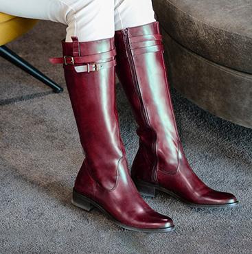 Bordo Boots
