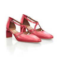 CLASSIC HEELED SHOES 17071