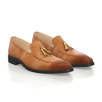 MEN`S TASSEL LOAFERS 6958