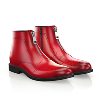 MEN`S ZIP-ON BOOTS 9670