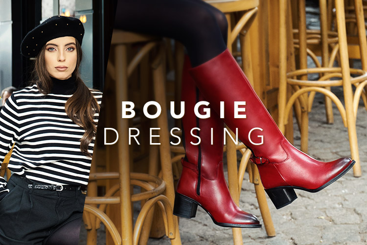Bougie dressing