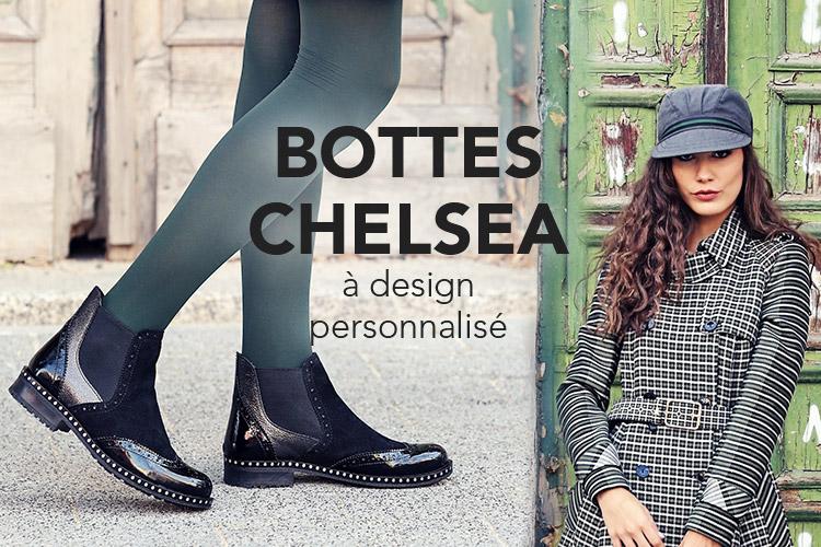 Custom Chelsea Boots