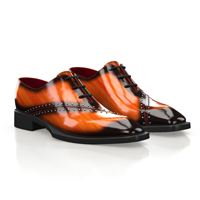 WOMAN'S LUXURY OXFORD SHOES 14123